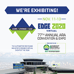We're Exhibiting at Edge 2020