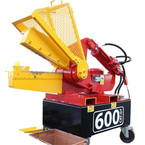 600 LGT Radiator & Cat Shear