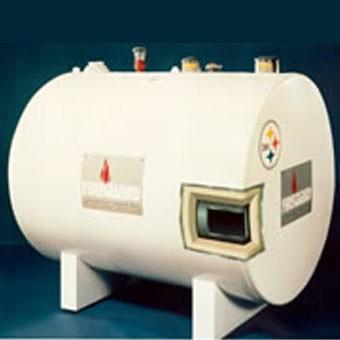 Fireguard Gasoline storage tank - Vortex De-pollution