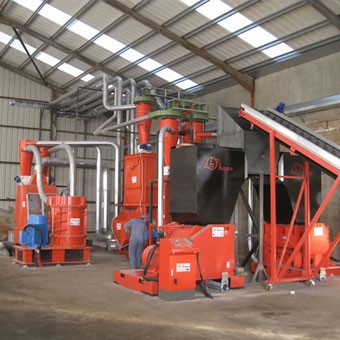 Bano Cable Recycling Plant
