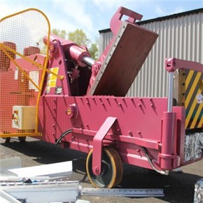 5025 Big Foot Baler