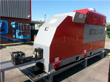 Metall-I-Can Multi Purpose Metal Baler