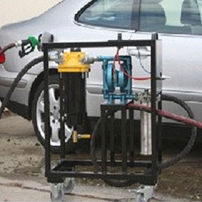 Mobile Transfer Filter Pump System